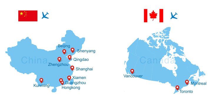 china post tracking to canada