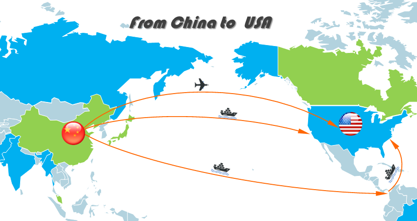 china post tracking to united states of america