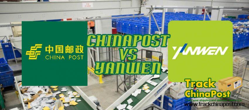 better yanwen or china post