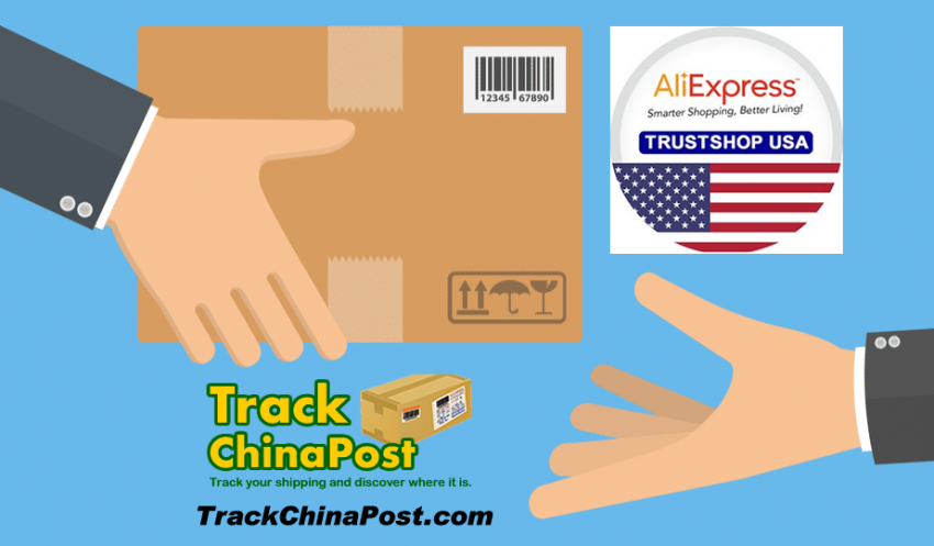 track aliexpress china post standard shipping to us